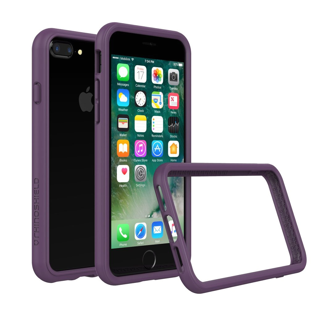 rhinoshield crashguard for iphone 7 8 plus case studio