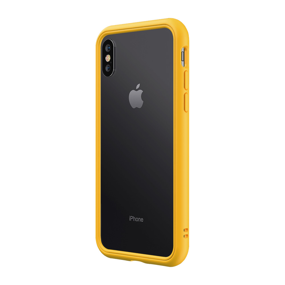 home rhinoshield rhinoshield crashguard nx iphone x xs yellow rhi050