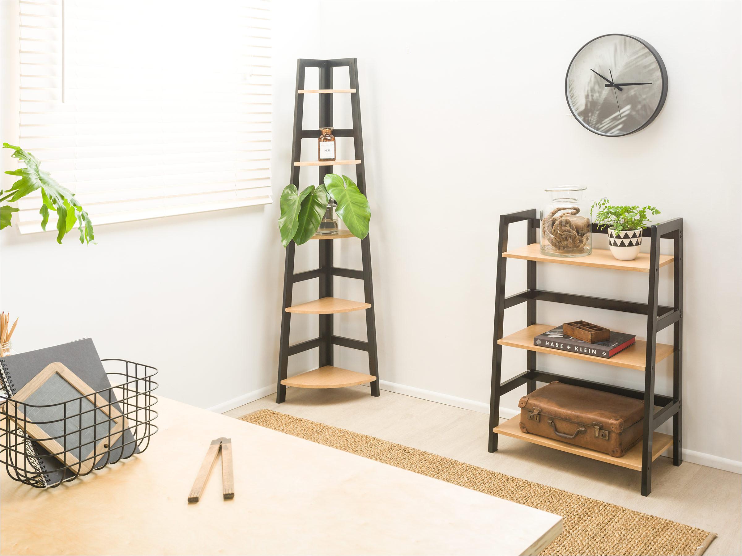 Room Essentials 5 Shelf Trestle Bookcase assembly Instructions Mocka Porto Three Shelves Shelving Units Shop now