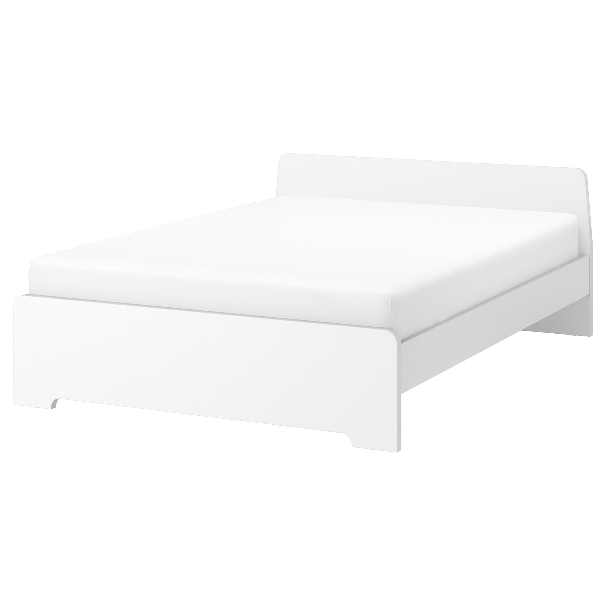 ikea askvoll bed frame adjustable bed sides allow you to use mattresses of different thicknesses