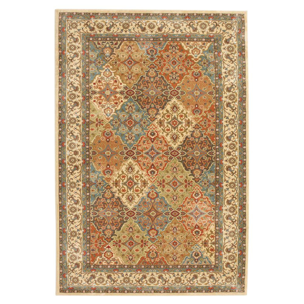 Round Texas Star area Rugs 5 X 8 area Rugs Rugs the Home Depot