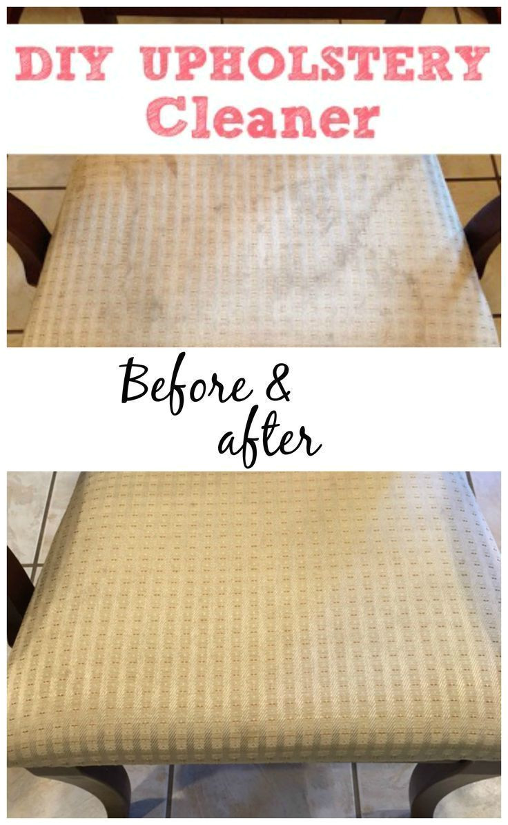 get the stains out of your furniture with this simple diy upholstery cleaner it