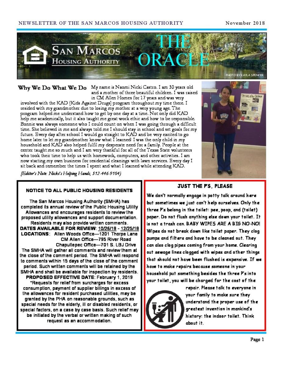 smha oracle november 2018 pdf jpg