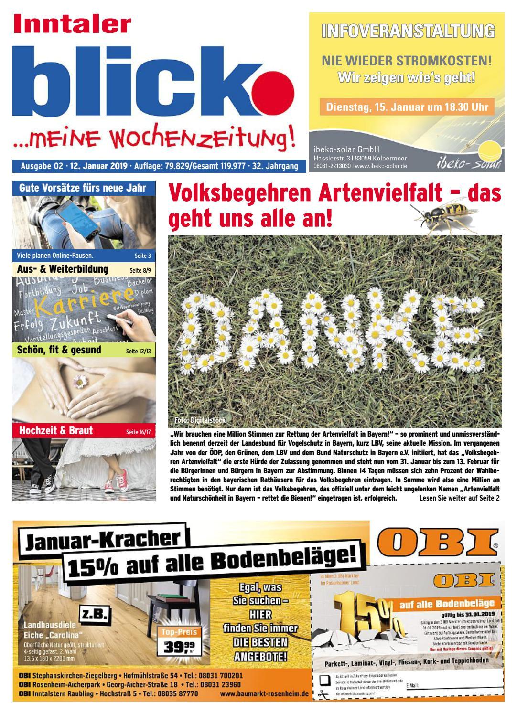 Se so Cal Flyer 2019 Inntaler Blick Ausgabe 02 2019 by Blickpunkt Verlag issuu