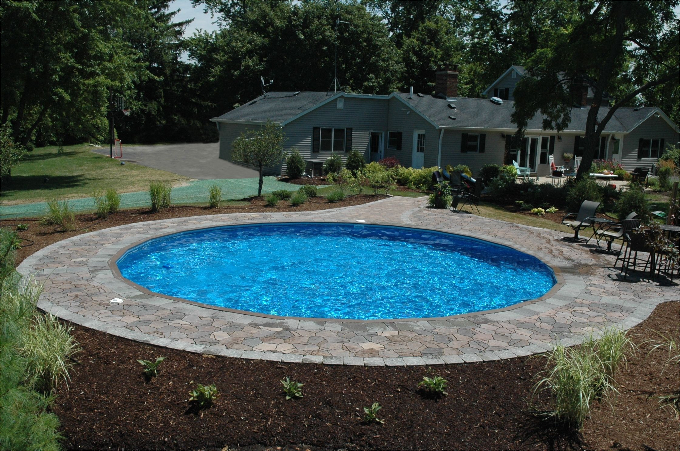 round inground pool cover the ultimate onground is available in round 18 24 and 28 round and