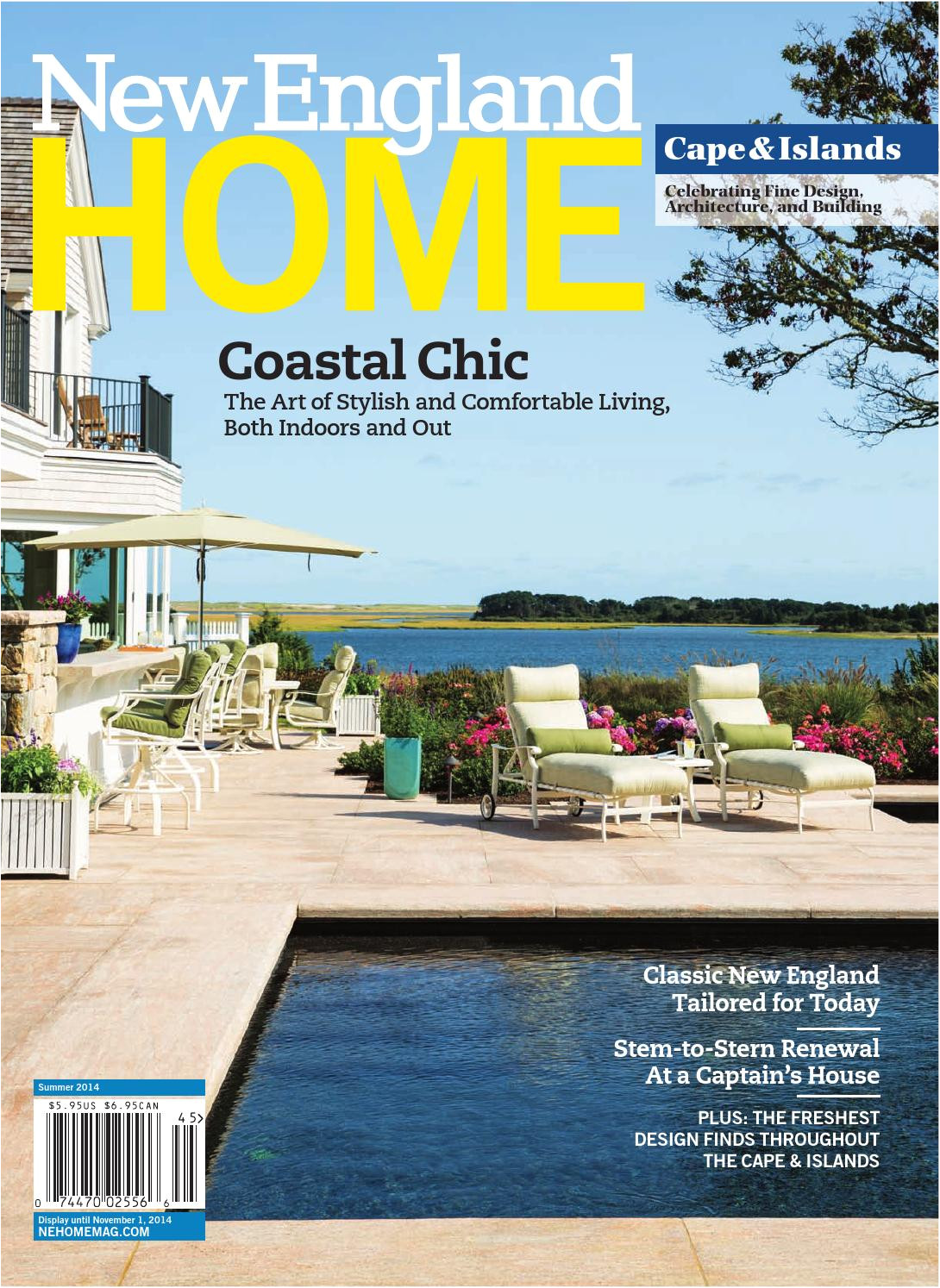 new england home cape islands 2014 by new england home magazine llc issuu