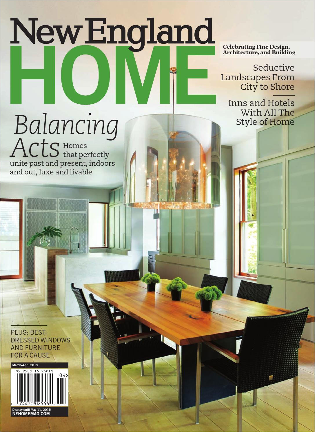 new england home march april 2015 by new england home magazine llc issuu