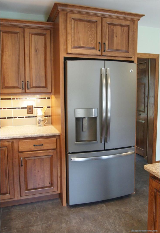 refrigerator end panel full depth villagehomestores com