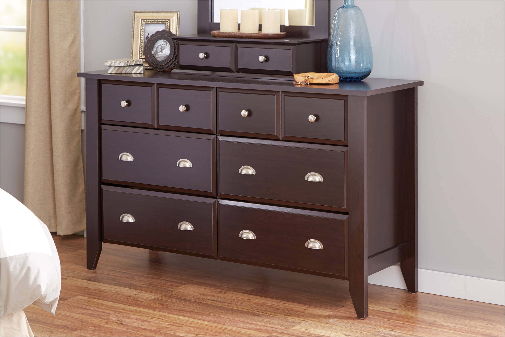 Shallow Dressers for Small Spaces Discover 15 Types Of Dressers for Your Bedroom Guide