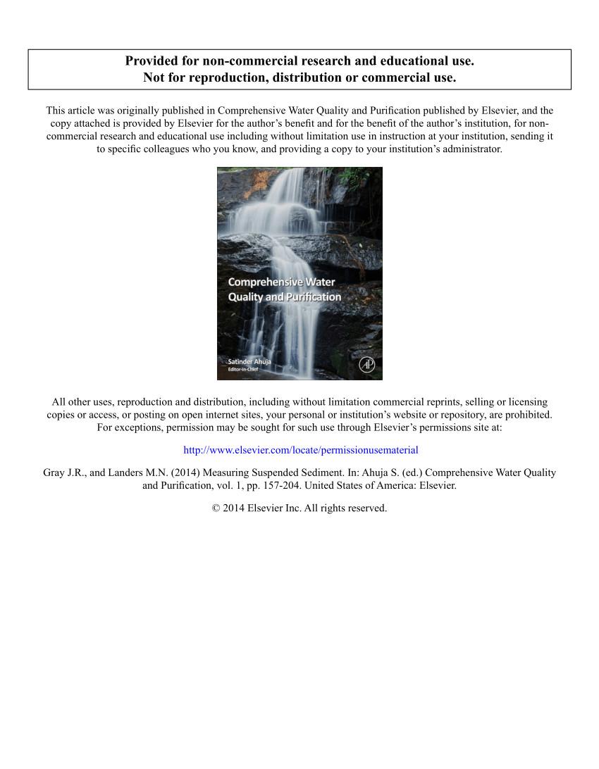 pdf selection of equipment for water sampling ver 2 0