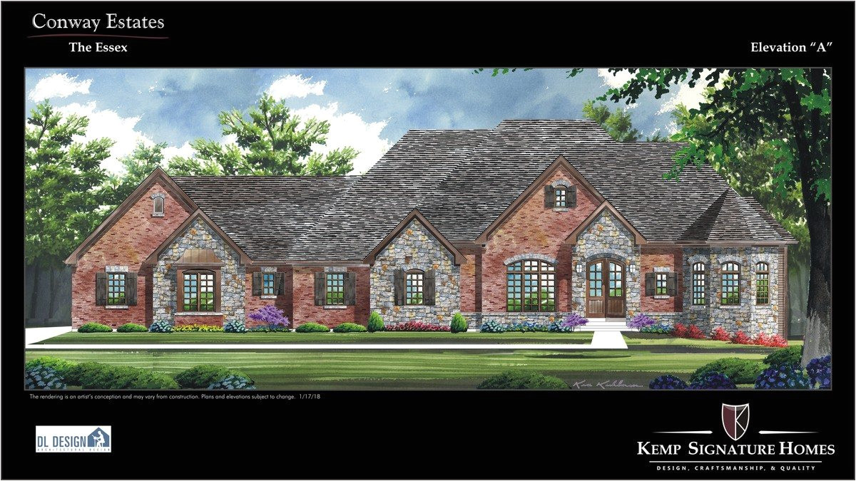 single family for sale at conway estates the essex 13445 conway road st louis