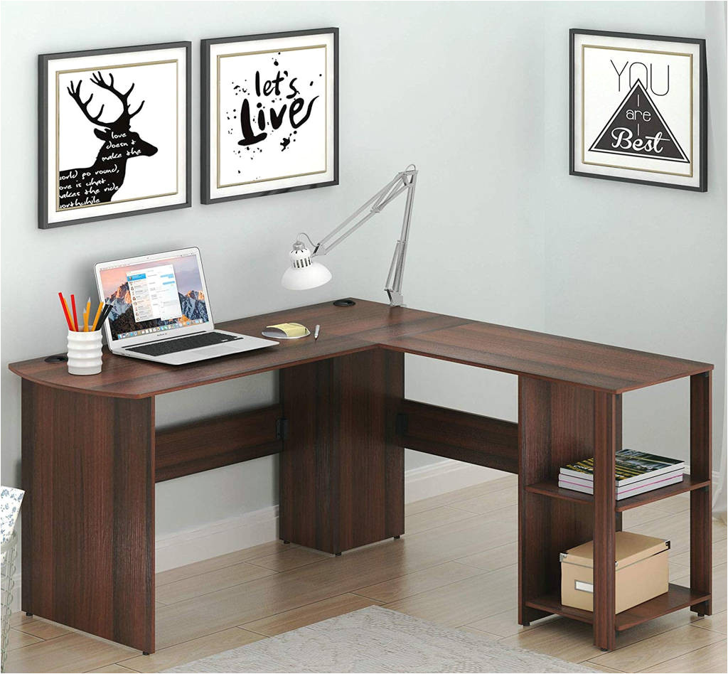 home office desk chairs awesome shw l shaped home fice wood corner desk espresso od 002