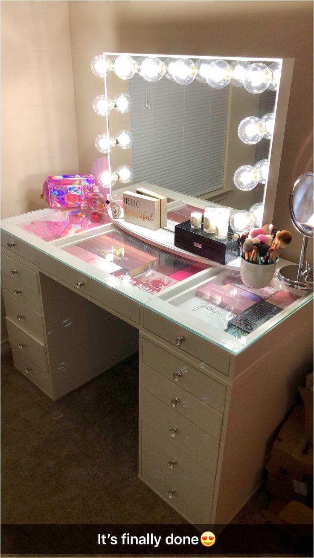 slaystationa plus 2 0 tabletop glow plus vanity mirror drawer units bundle impressions vanity co vanities pinterest vanity mirror drawers and