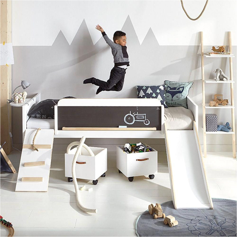 limited edition play learn sleep bed by lifetime unique kids bed cool