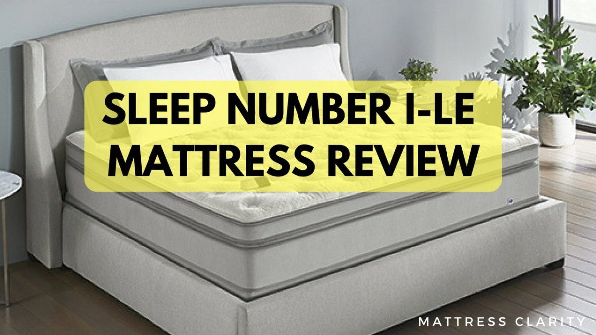 Sleep Number Bed Limited Edition Sleep Number I Le Review the Right Innovation Series Mattress for You