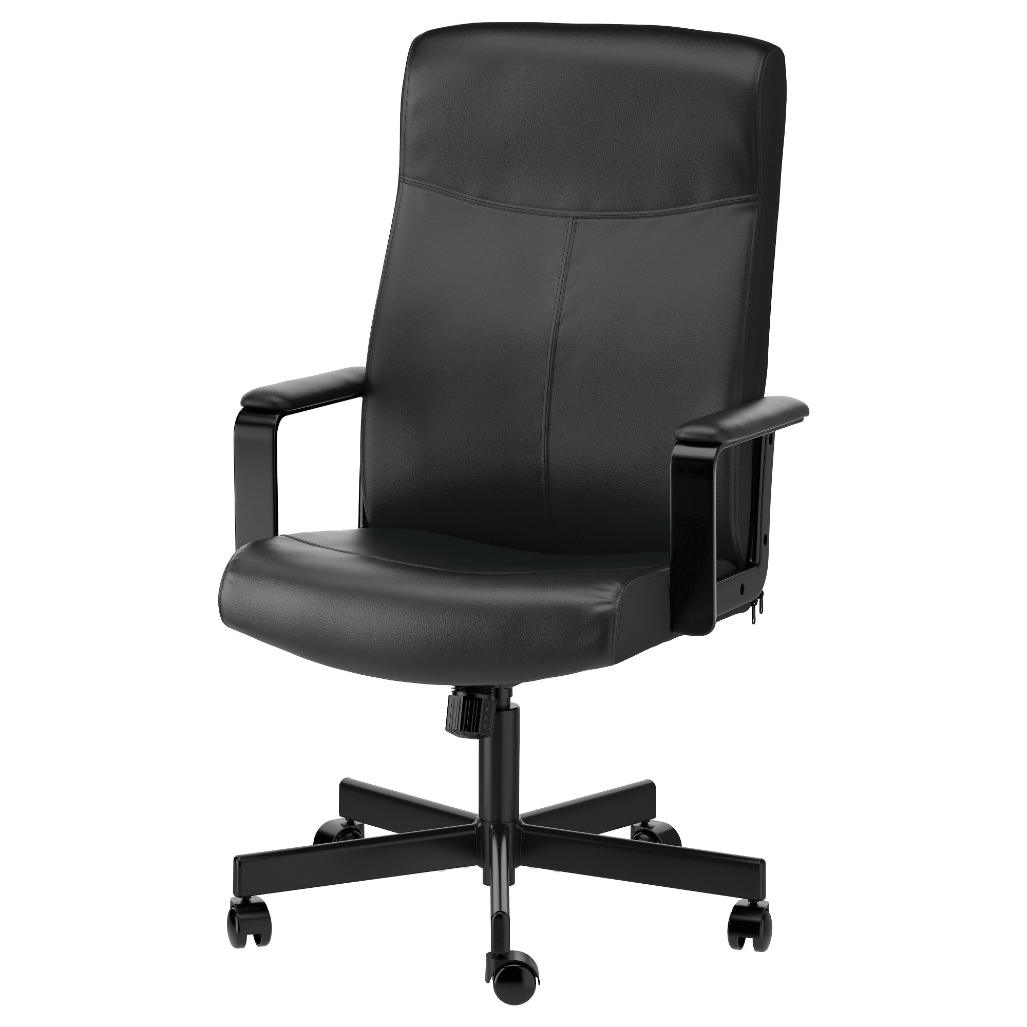 ikea millberget swivel chair you sit comfortably since the chair is adjustable in height