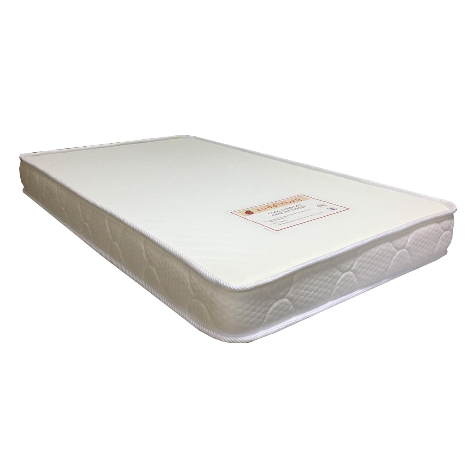 cuddlebug mattress mini 24 x 42