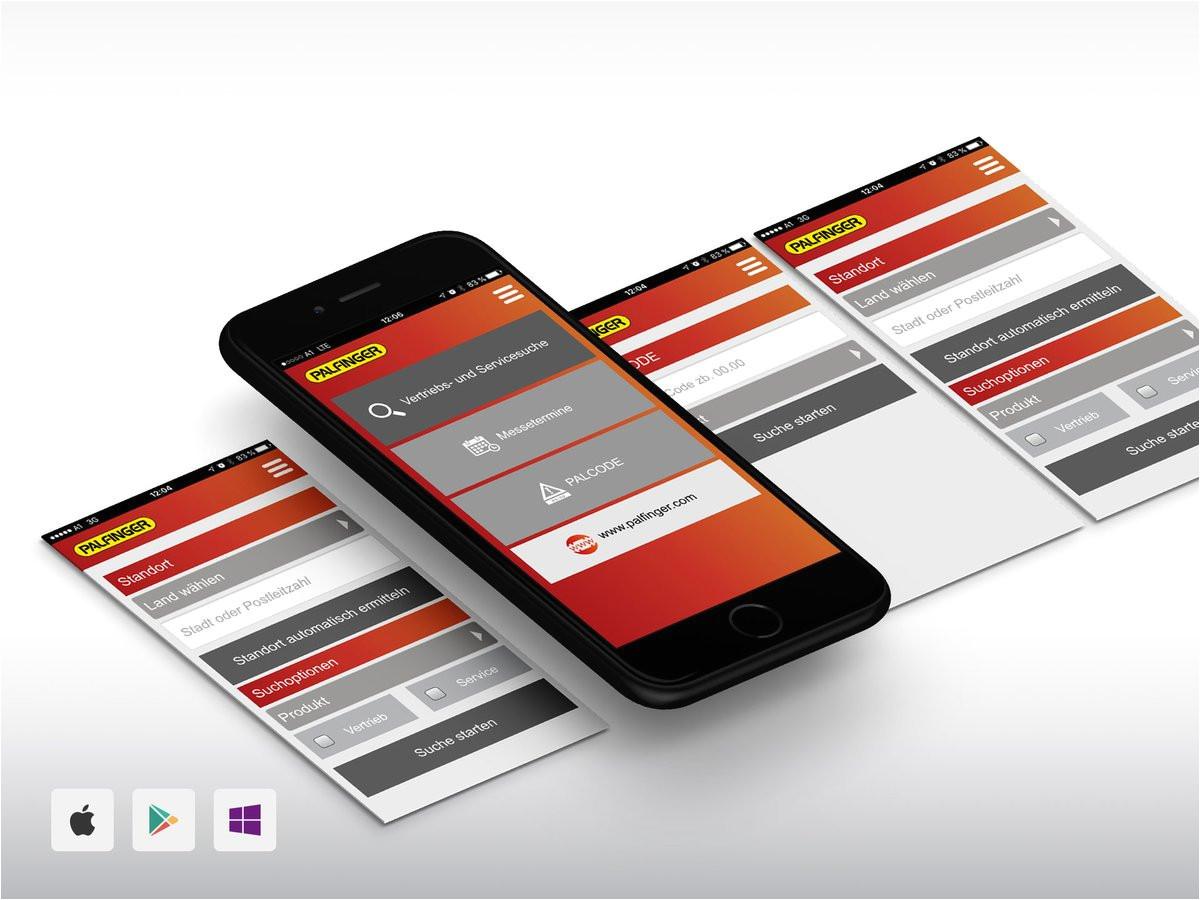 palfinger mobile app