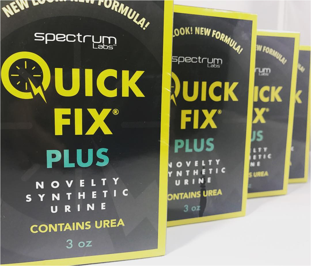quick fix plus now in stock quick fix plus premixed urine for every