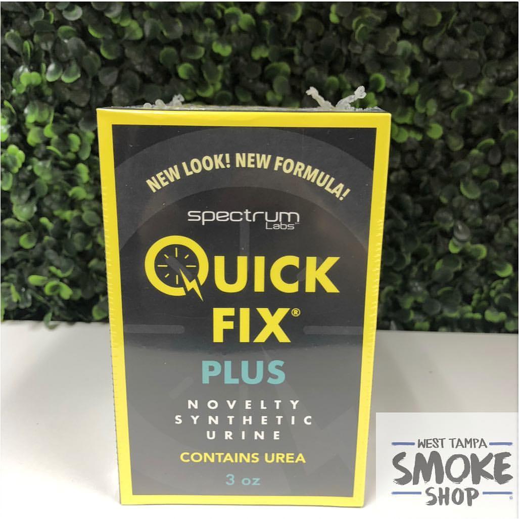quickfix quickfixplus 6 2 detox urineluck spectrumlabs we got the best synthetic urine on the market hands down quickfixplus includes