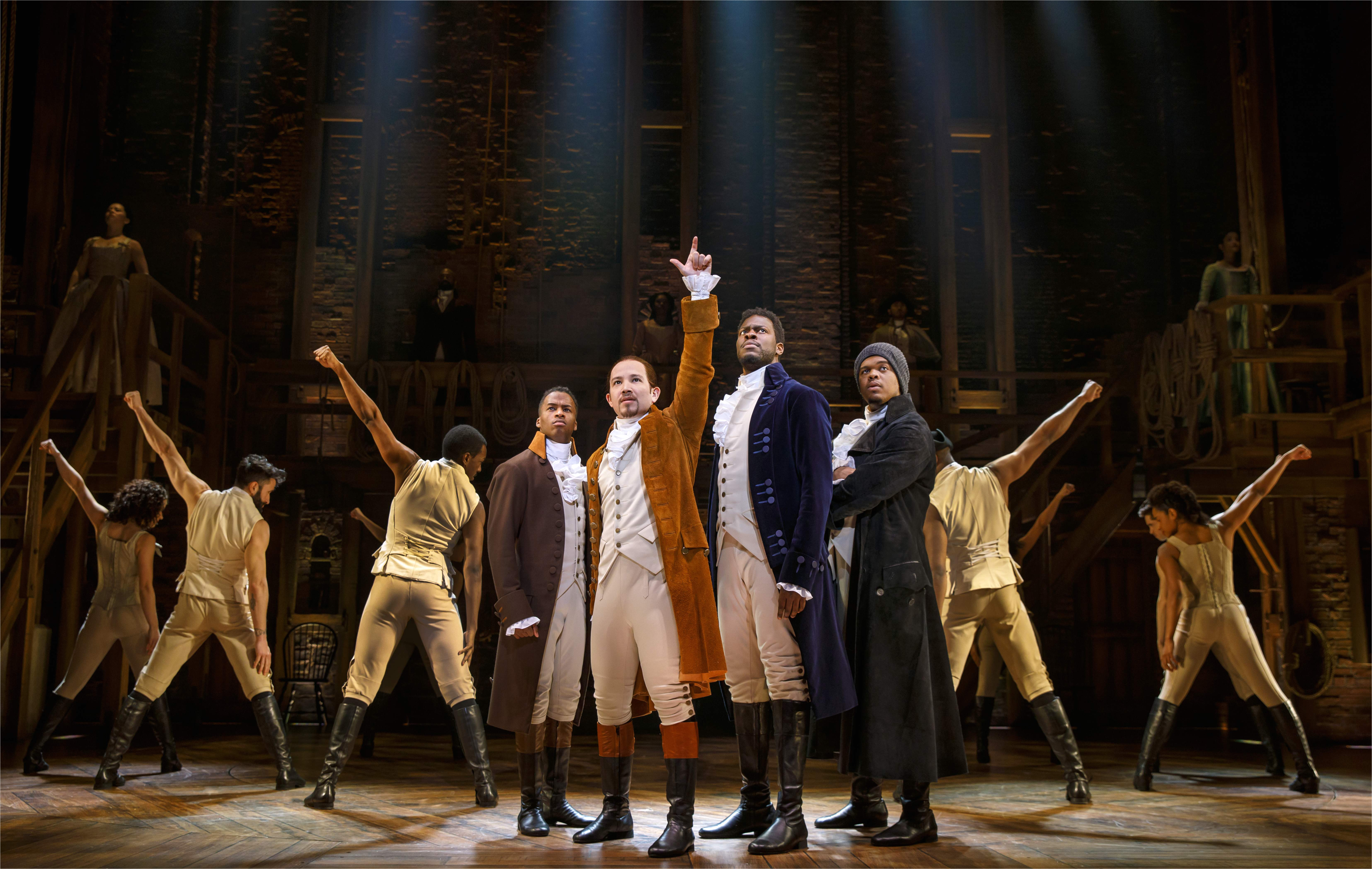 what s new on stage arts foundations appeal to the public hamilton warning