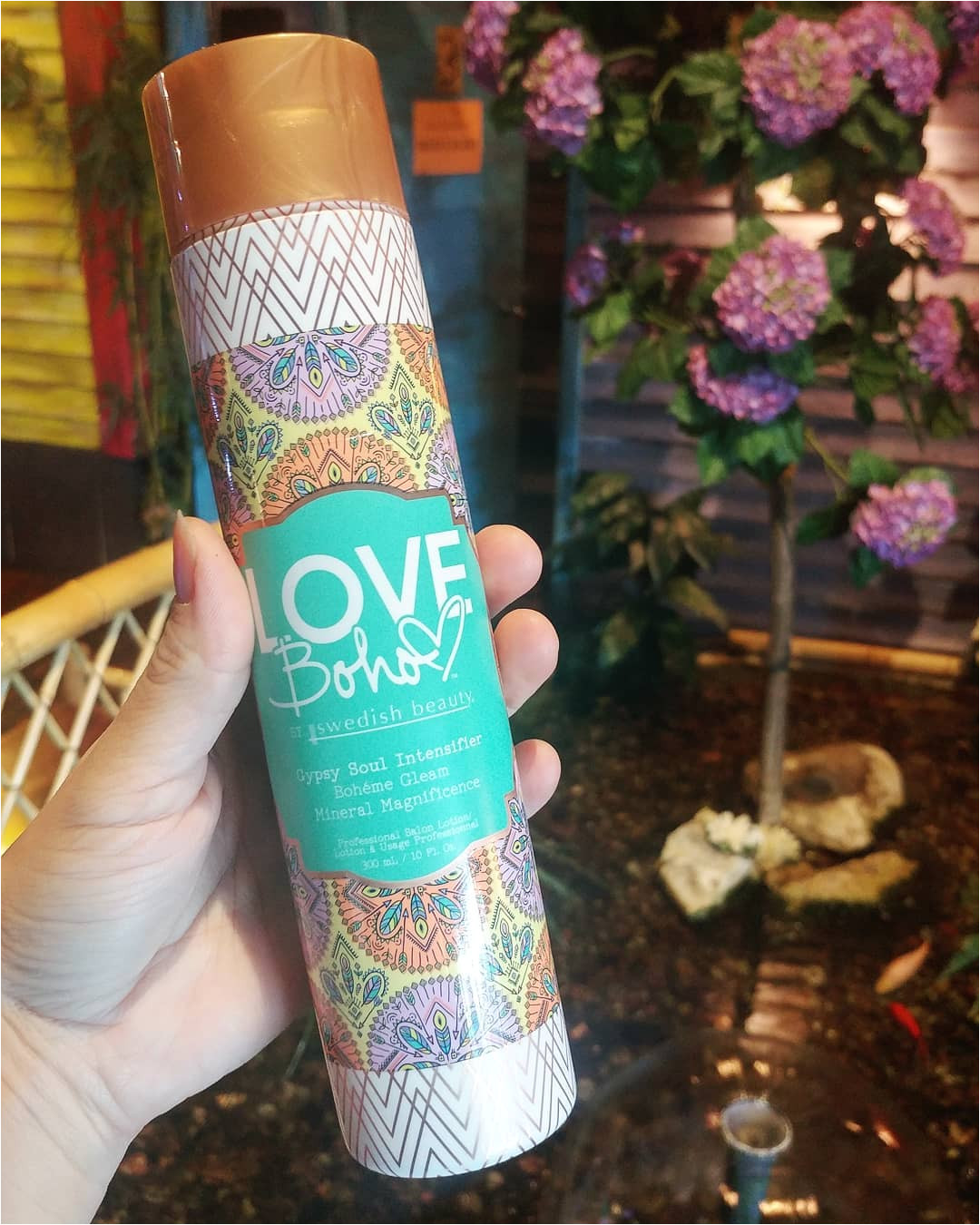 love boho intensifiant intensifiant boholove swedishbeauty bestresult bestproduct cabanasol lotiondebronzage charlesbourg salonbronzage