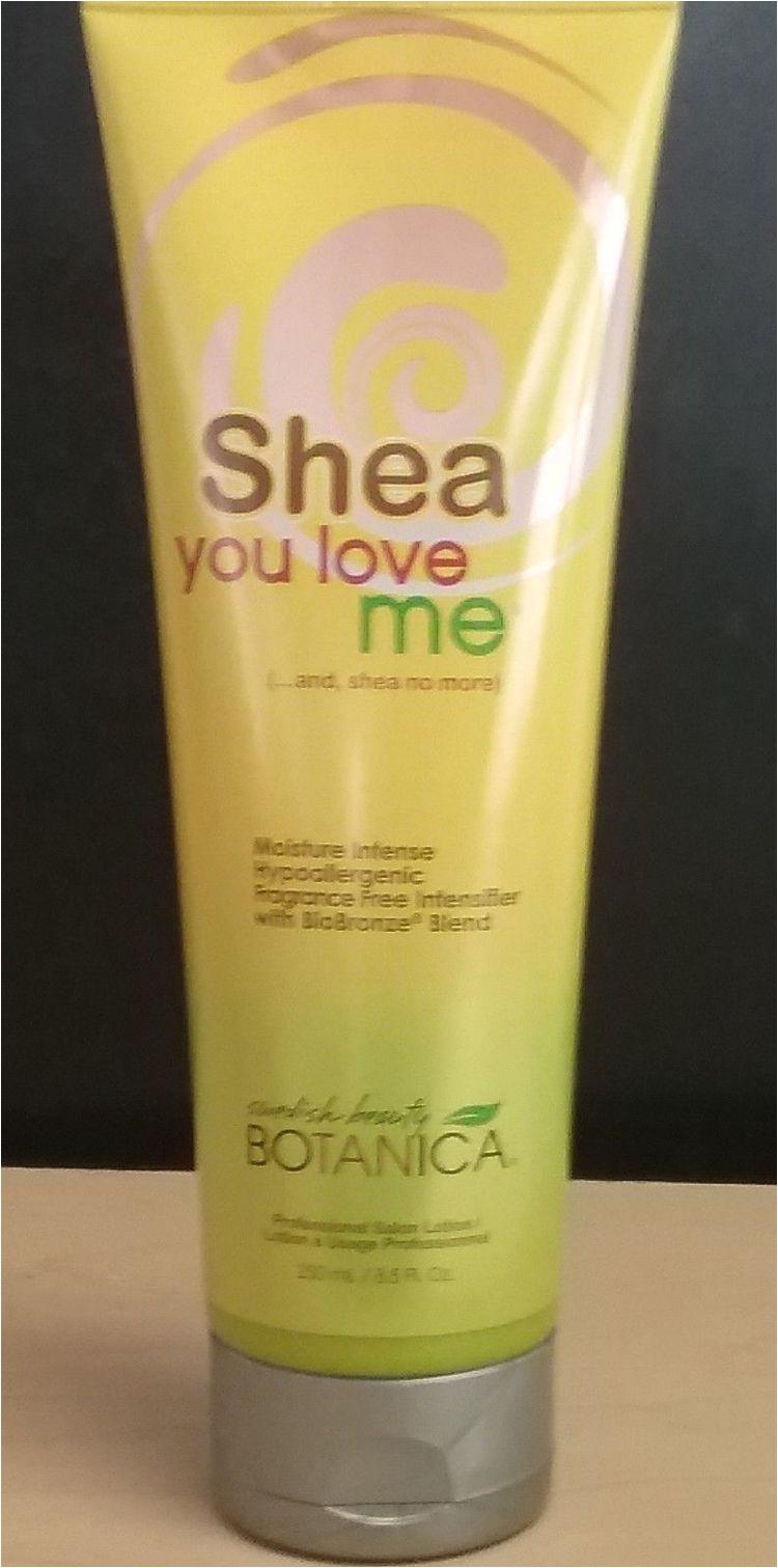 Swedish Beauty Love Boho Free Spirit Tan Extender Tanning Lotion 31776 Swedish Beauty Shea You Love Me Inte