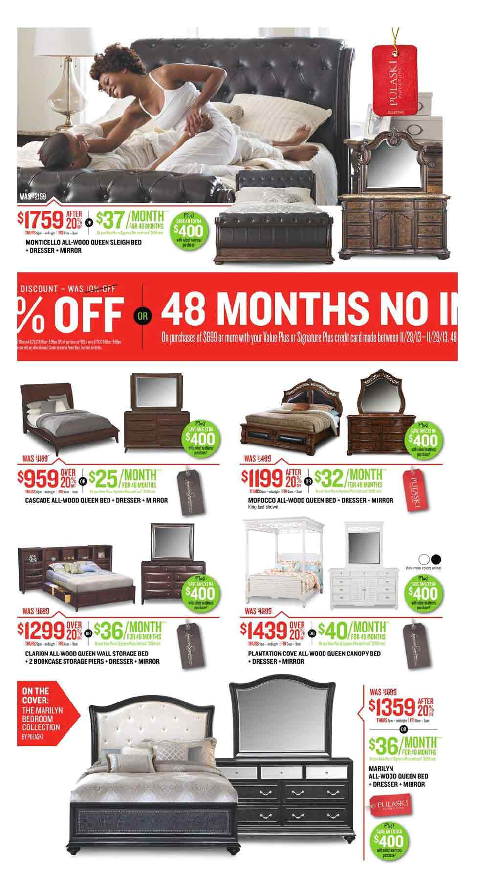 value city best black friday deals 2013