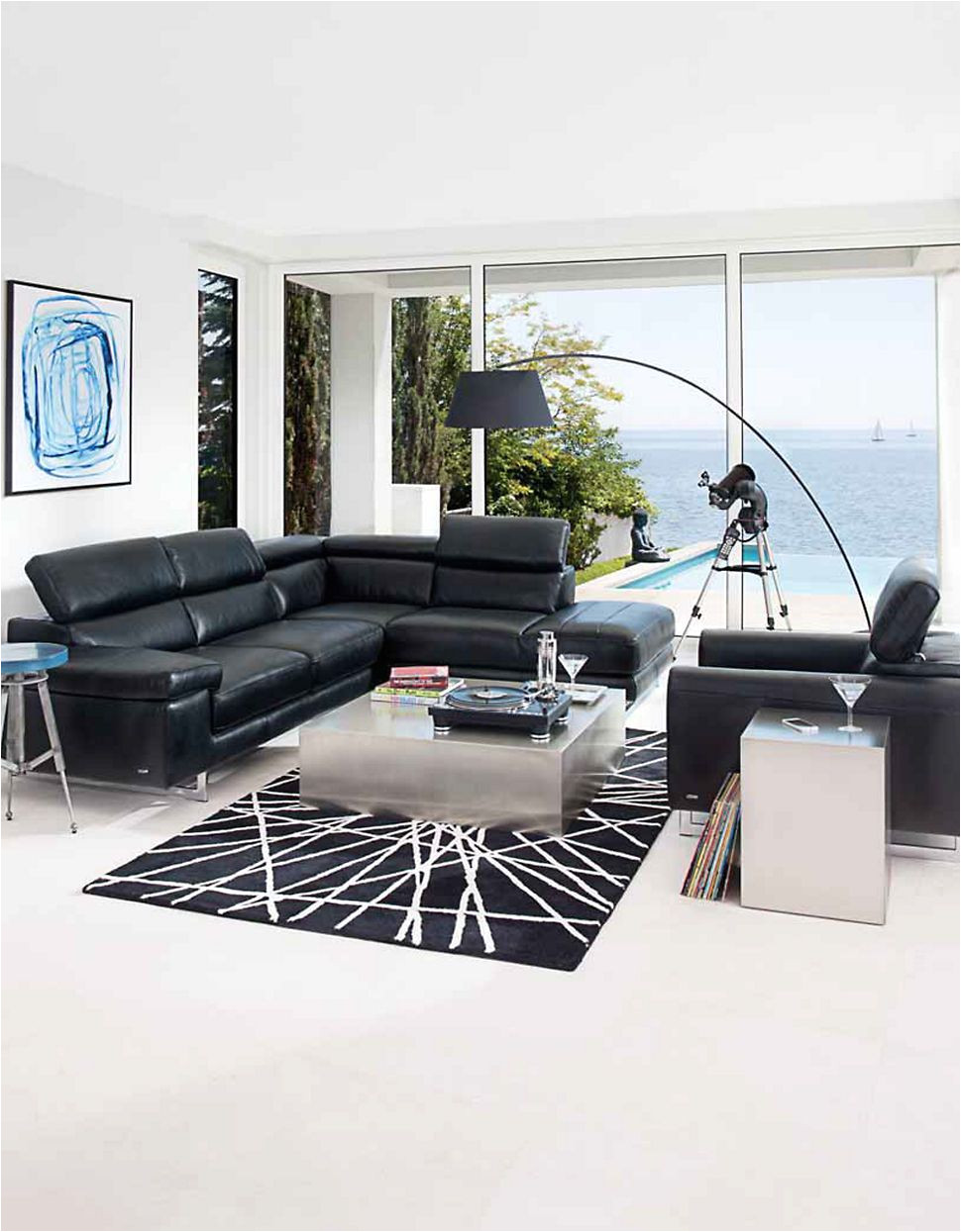 umbria sectional sofa by natuzzi editions hudson s bay