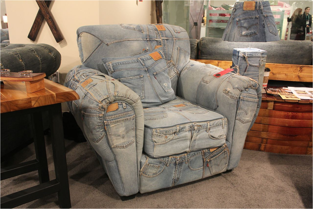 very unique denim chair love it or leave it lvmkt houston tx gallery furniture