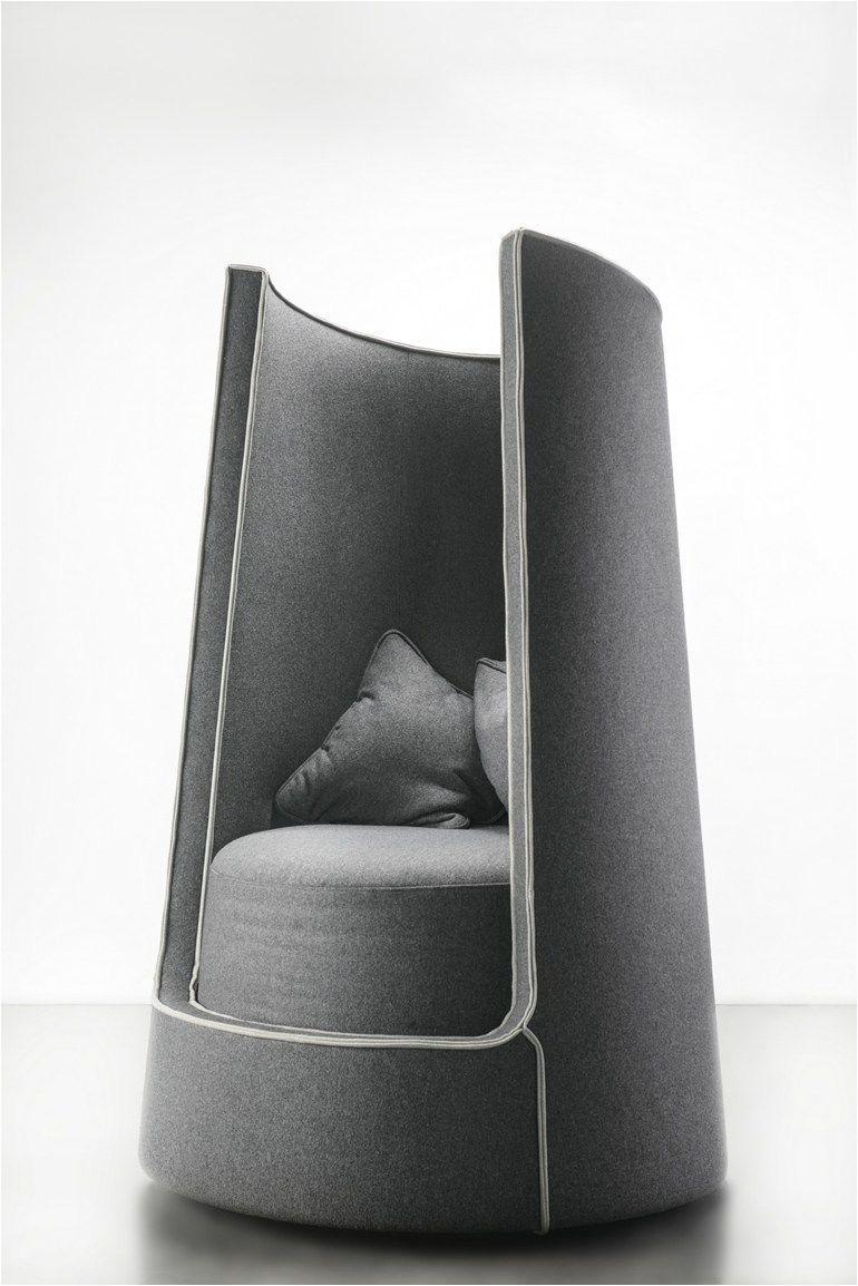 high back fabric armchair lono armchair by faina collection