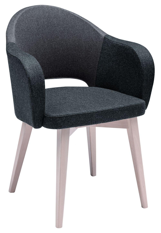 silla n butaca para restaurantes tapizado chaise armchair wood orlando upholstered chairs