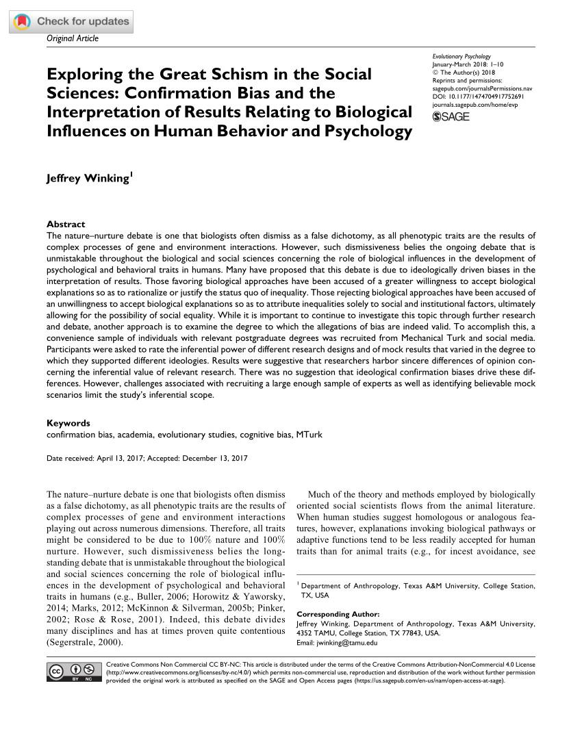 pdf adaptationism exaptationism and evolutionary behavioral science