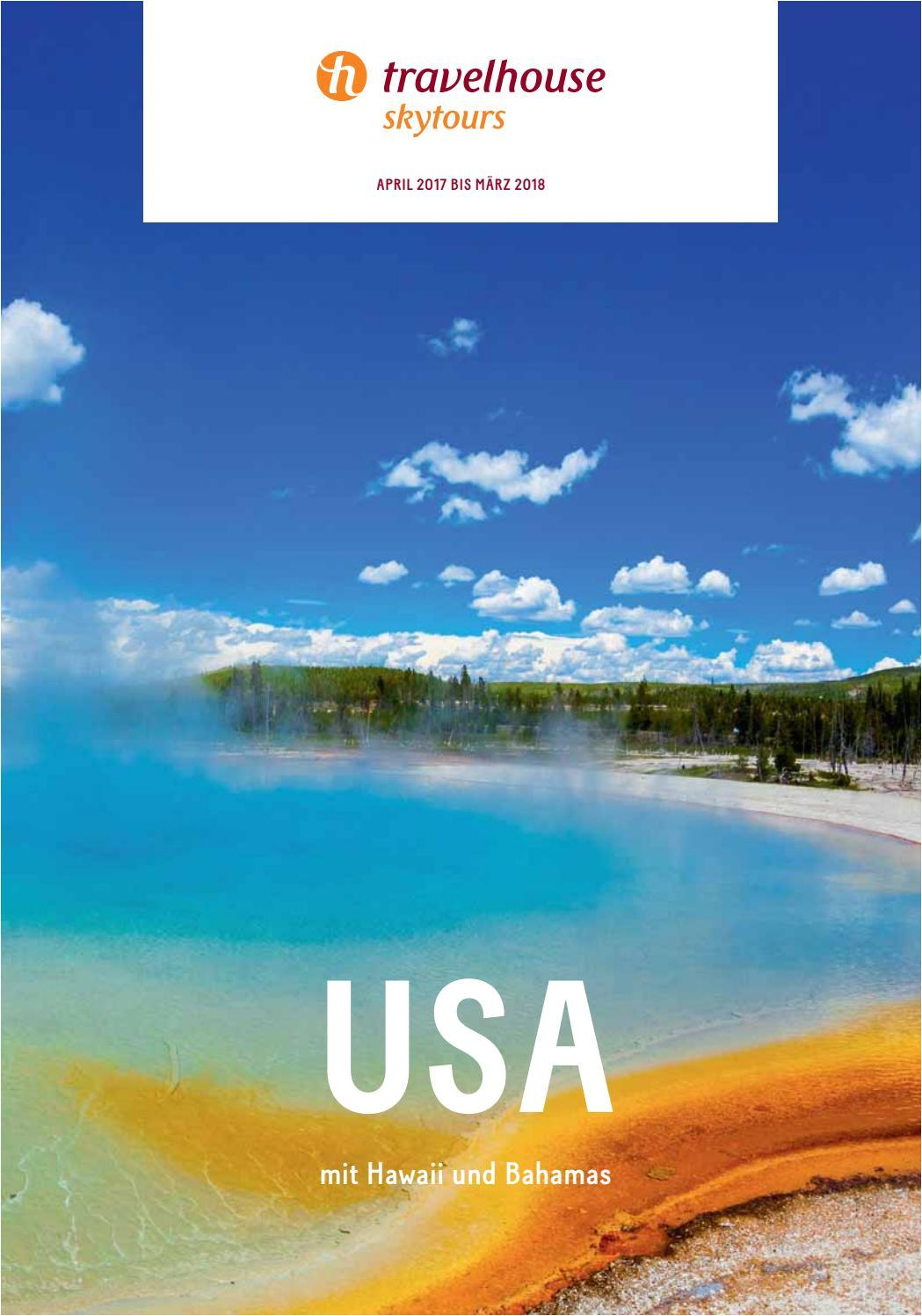Texas Sage Heavenly Cloud Travelhouse Usa Von April 2017 Bis Marz 2018 by Hotelplan Suisse
