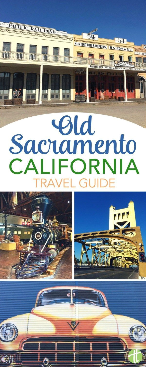 a wild west getaway in old sacramento california