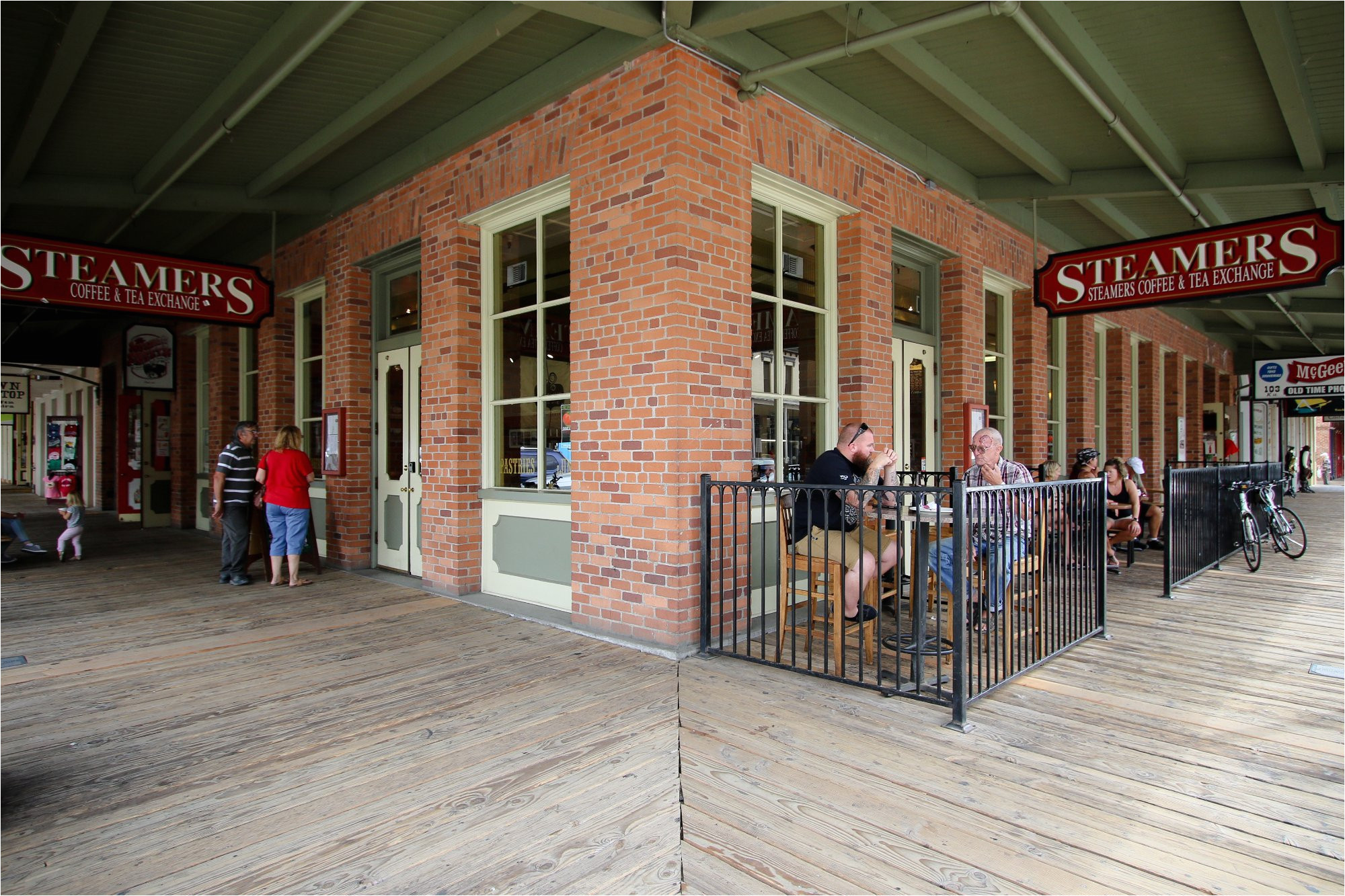 steamers bakery cafe