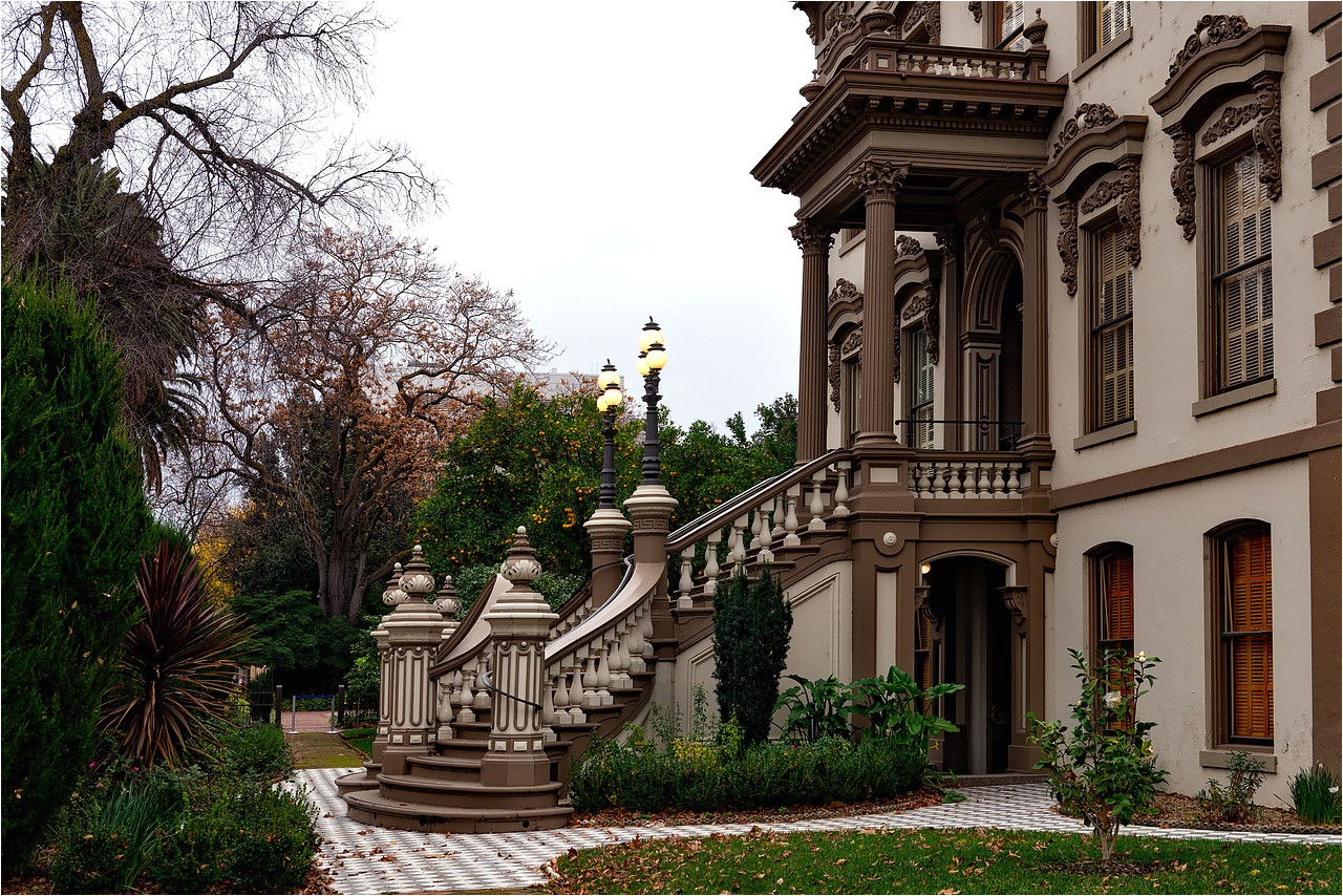 sacramento california house leland stanford mansion 1594362 jpg