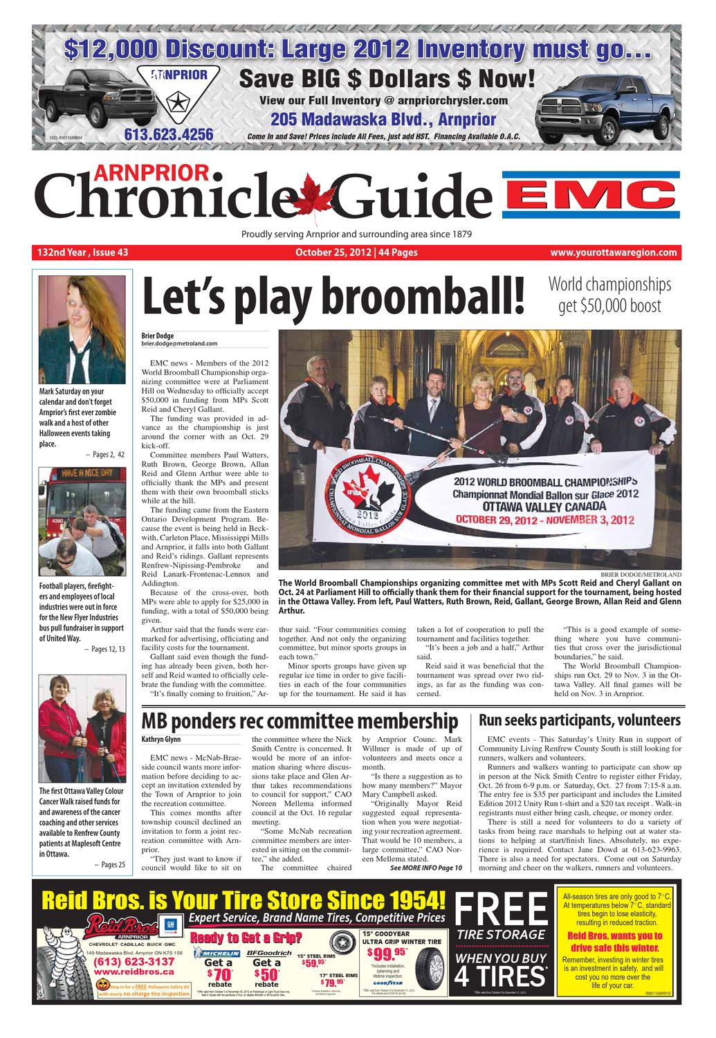 arnprior chronicle guide emc by metroland east arnprior chronicle guide issuu