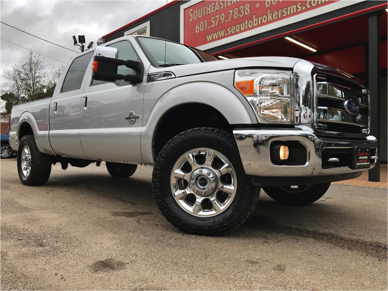 Tire Shop In Hattiesburg Ms Used 2014 ford F 250 Sd for Sale In Hattiesburg Ms 39402