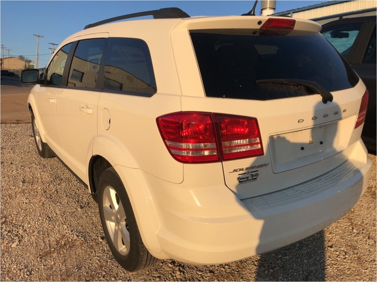 used 2017 dodge journey in branson mo