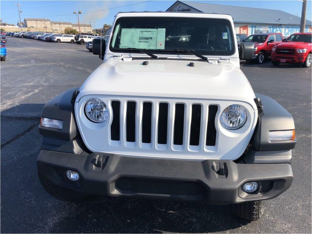 new 2018 jeep wrangler in branson mo