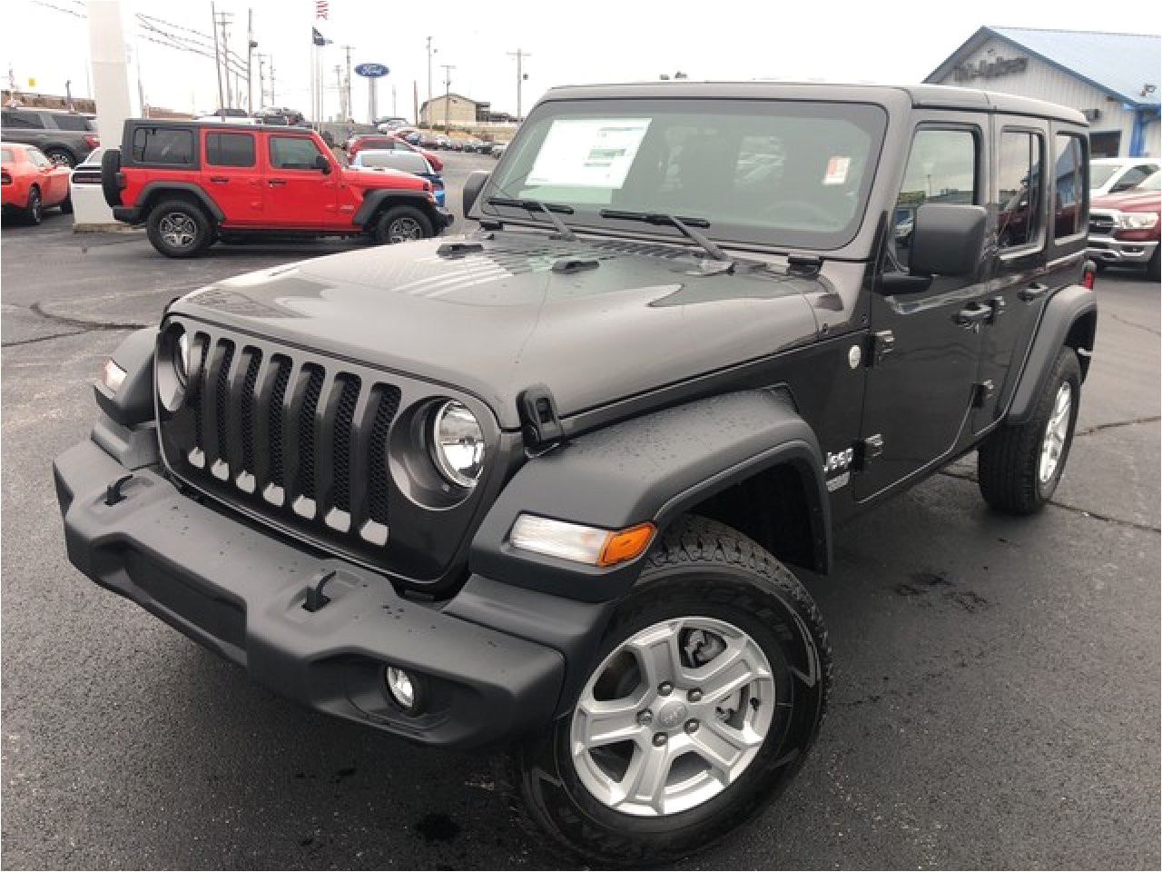 new 2019 jeep wrangler unlimited in branson mo