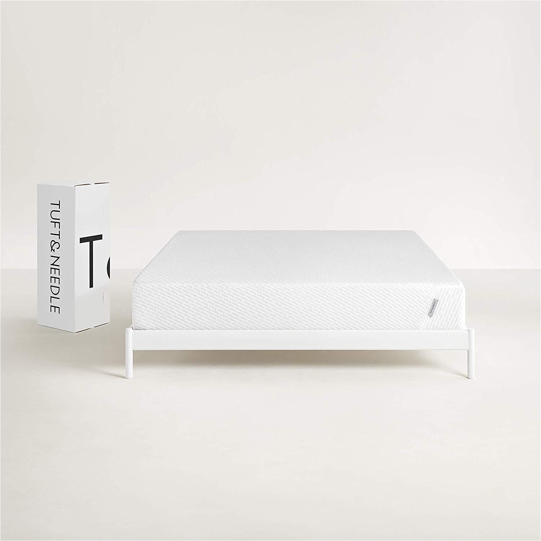 Tn Mint Mattress Reviews Amazon Com Tuft Needle Queen Mattress Bed In A Box T N Adaptive