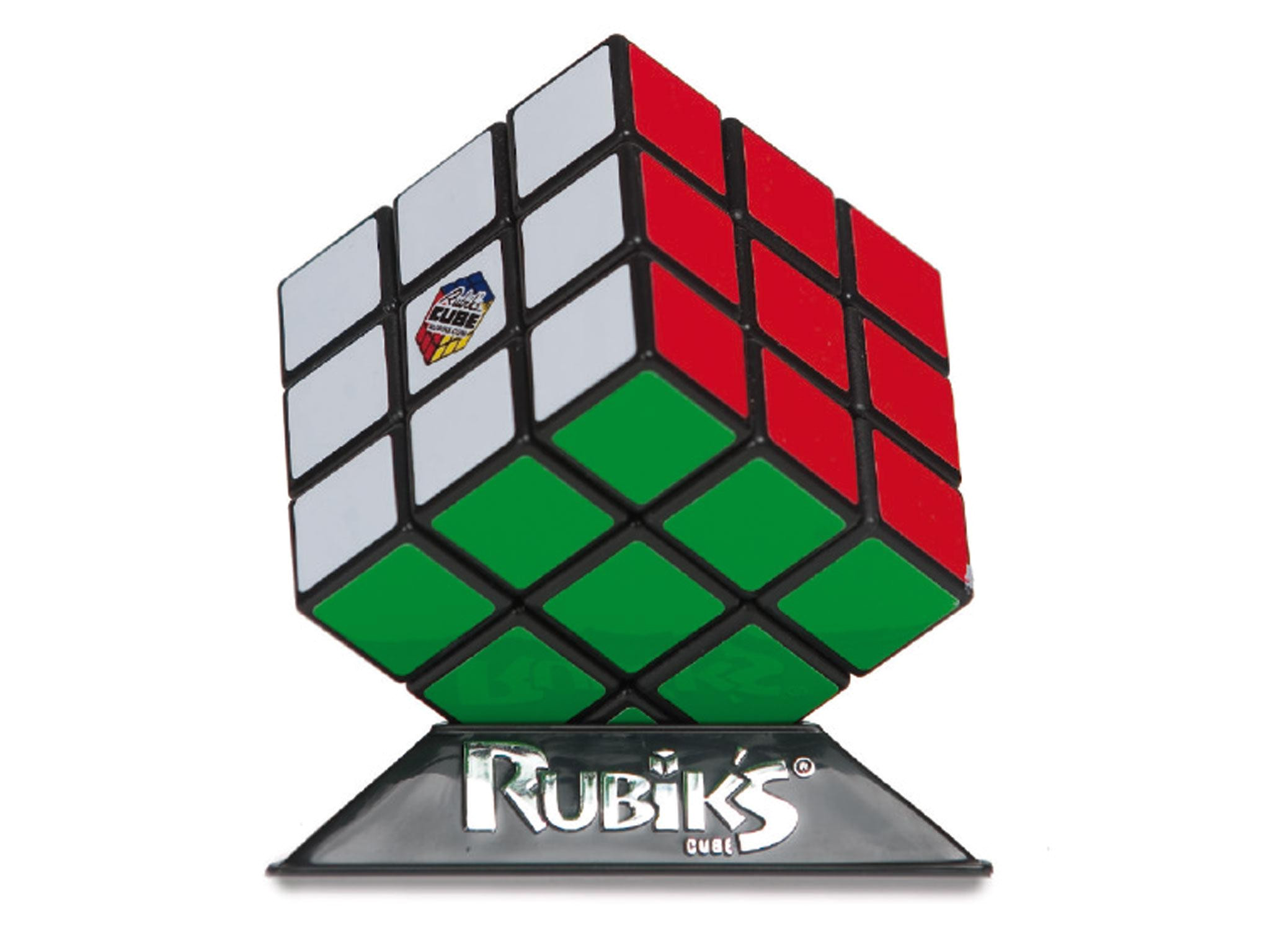 rubik s cube is the world s bestselling puzzle but for those not familiar with it it s a cube with each side made up of nine coloured squares