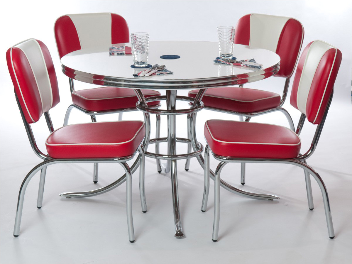 adult retro table chair sets