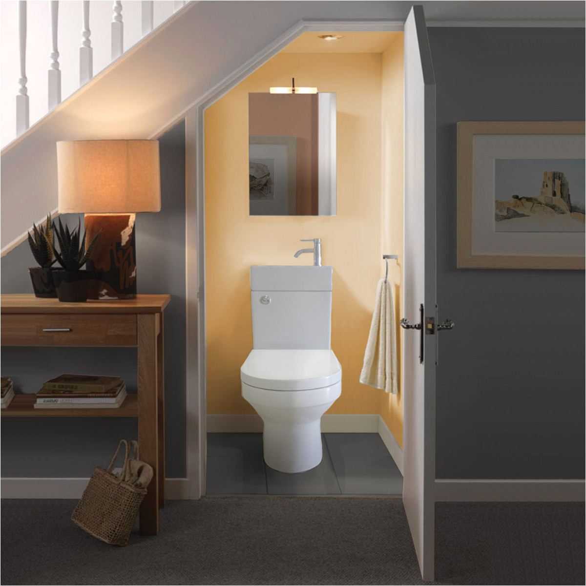 two in one combination close coupled toilet with wash basin combination toilet and sink