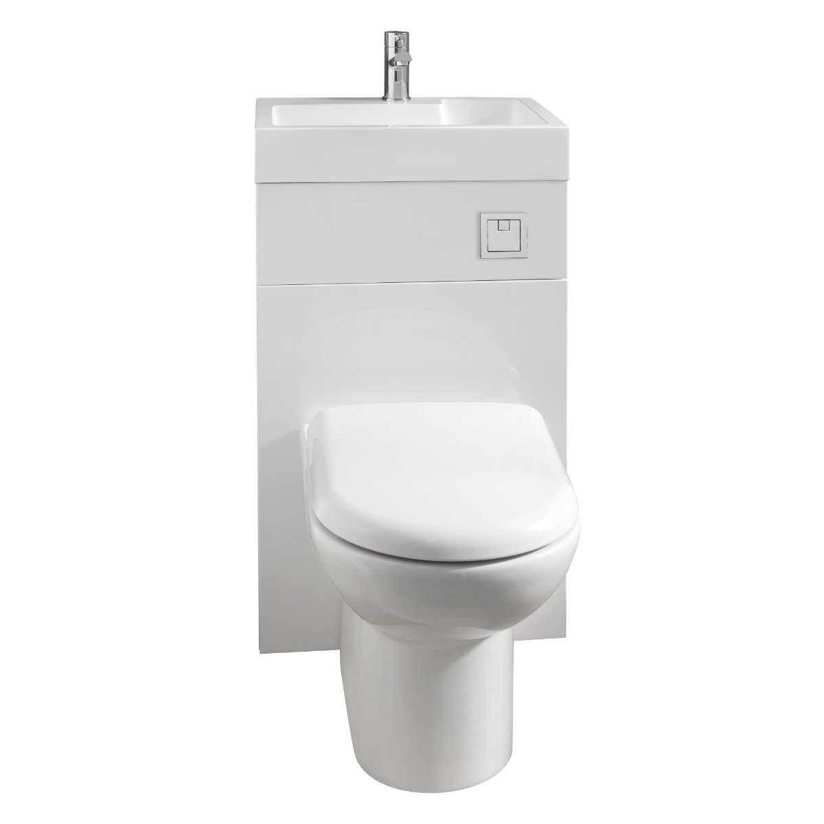 premier athena two in one vanity and toilet unit gloss white 500mm prc145cb bathroom supastore 31 jpg