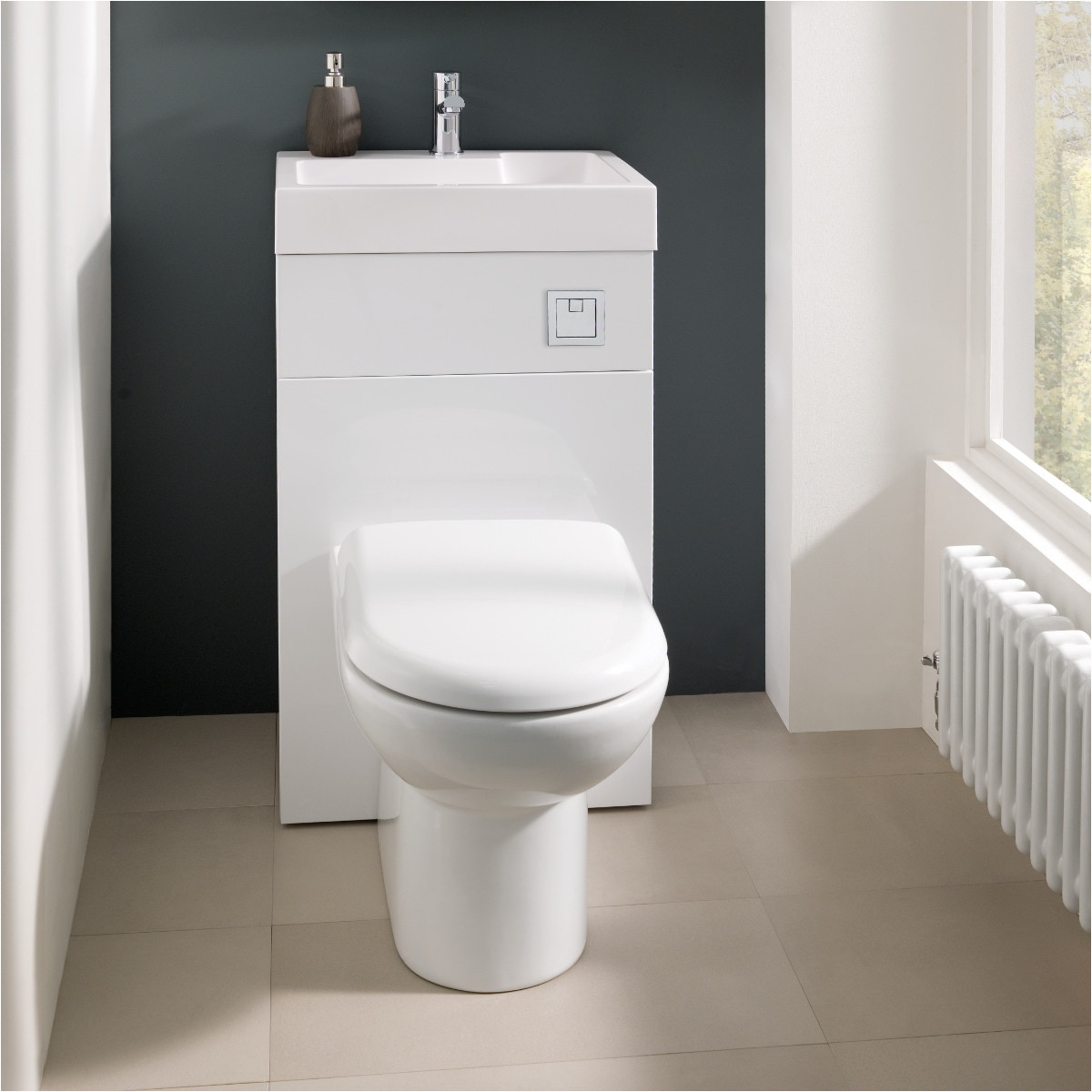 premier athena two in one vanity and toilet unit gloss white 500mm prc145cb bathroom supastore 32 jpg