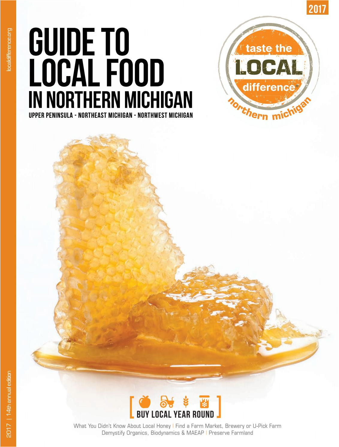 Tom S Food Market Interlochen Mi 2017 Guide to Local Food for northern Michigan by Taste the Local
