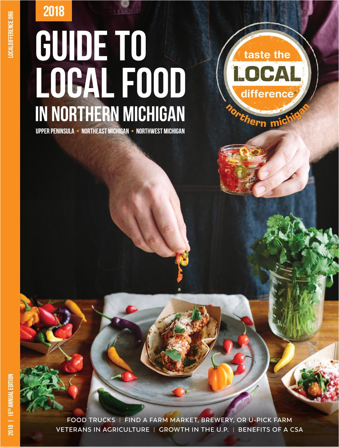 2018 guide to local food for northern michigan by taste the local difference issuu